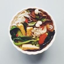 Recipe: Vegan Pho — Uyen Luu